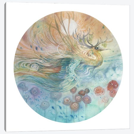 Adrift Canvas Print #SLW268} by Stephanie Law Canvas Art Print