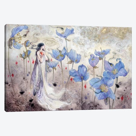 Descants Canvas Print #SLW41} by Stephanie Law Canvas Wall Art