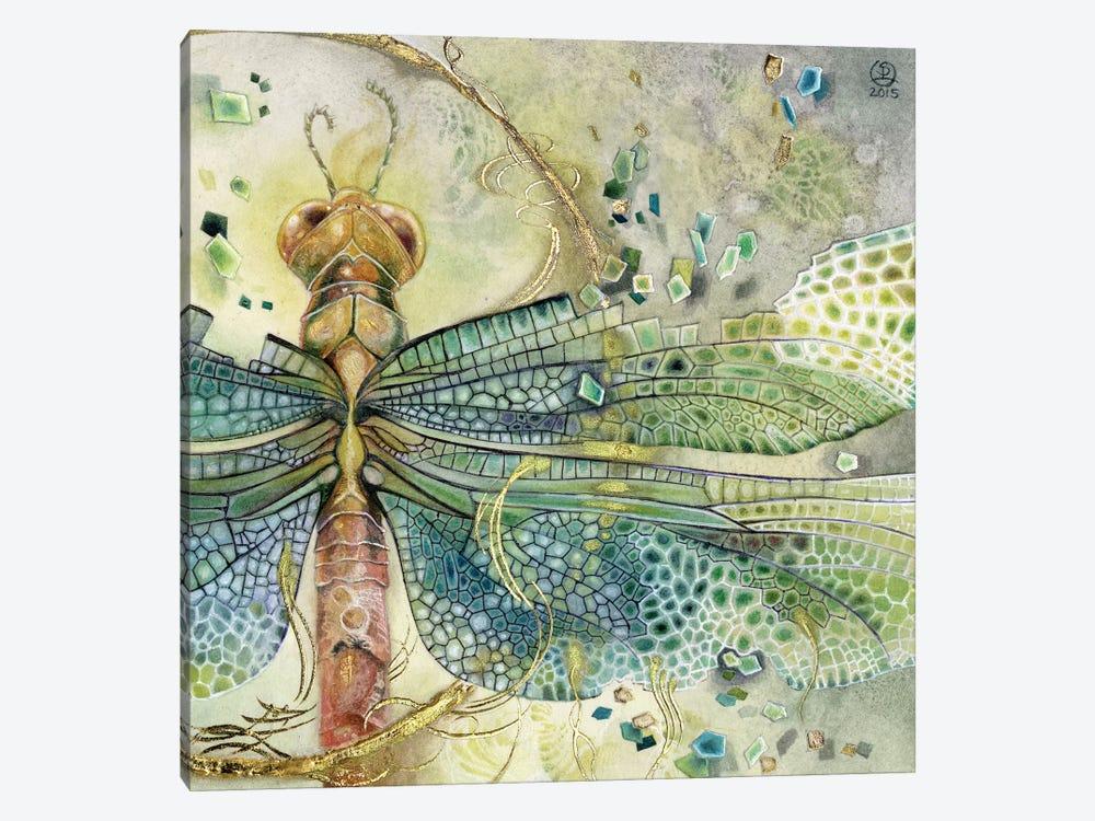 Disintegration by Stephanie Law 1-piece Canvas Art Print