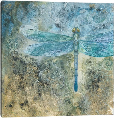Dragonfly I Canvas Art Print