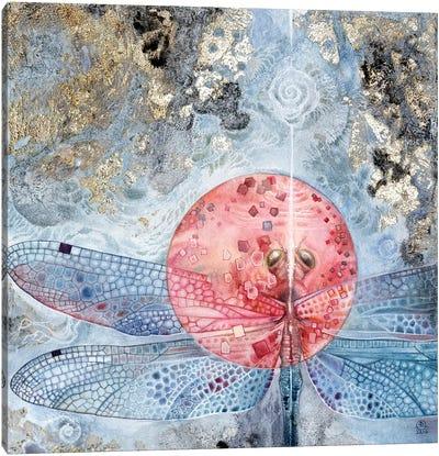 Dragonfly III Canvas Art Print