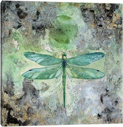 Dragonfly V Canvas Art Print