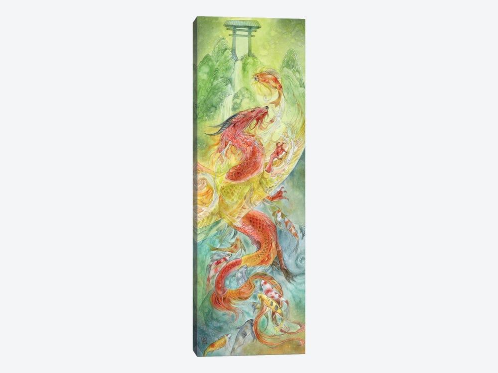 Dragongate by Stephanie Law 1-piece Canvas Artwork