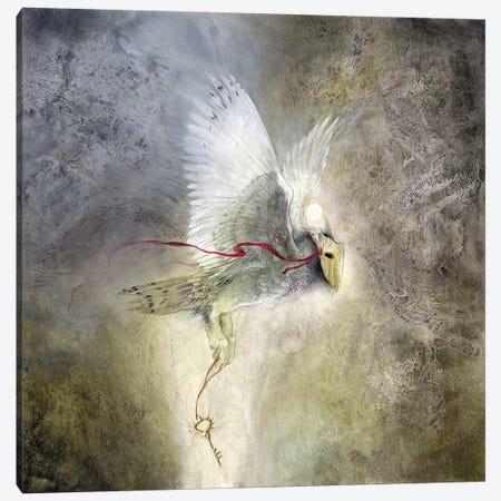 Dreamsign Canvas Print #SLW53} by Stephanie Law Canvas Print