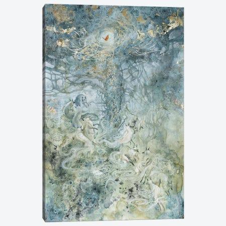 Entropic Canvas Print #SLW58} by Stephanie Law Canvas Print
