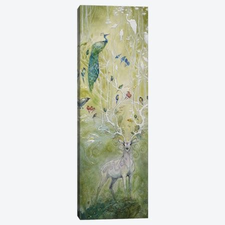 Fermata Canvas Print #SLW63} by Stephanie Law Canvas Art