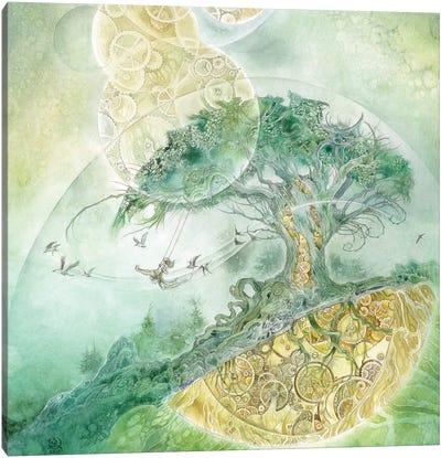 Inner Workings Canvas Art Print
