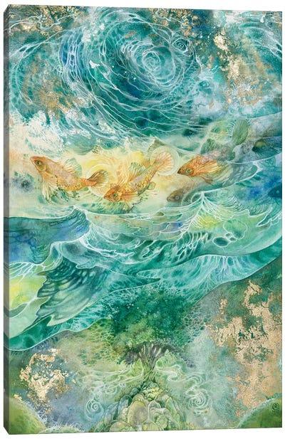 Inversions Canvas Art Print