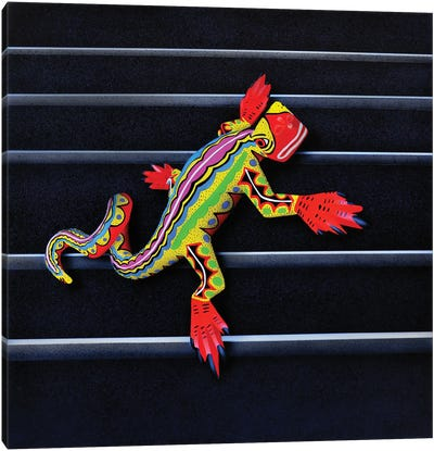 Lizard II Canvas Art Print