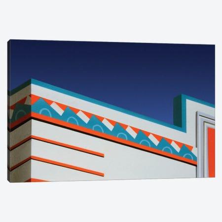 Sobe Abstract Canvas Print #SLZ36} by John Salozzo Canvas Print