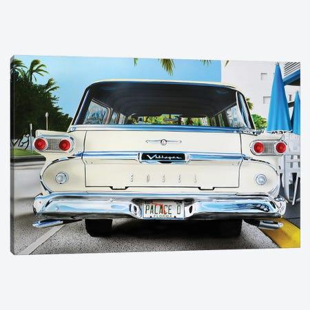 Sobe Edsel Canvas Print #SLZ37} by John Salozzo Art Print