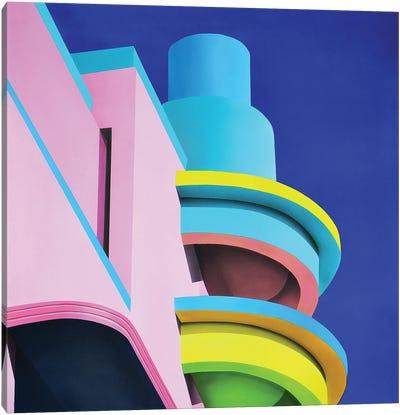 Sobe Roof Canvas Art Print