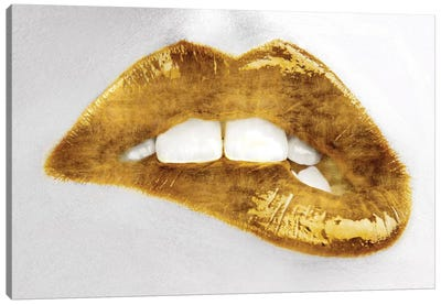 Luscious Gold Canvas Print #SMC2