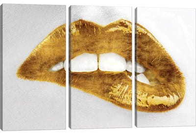 Luscious Gold Canvas Art Print