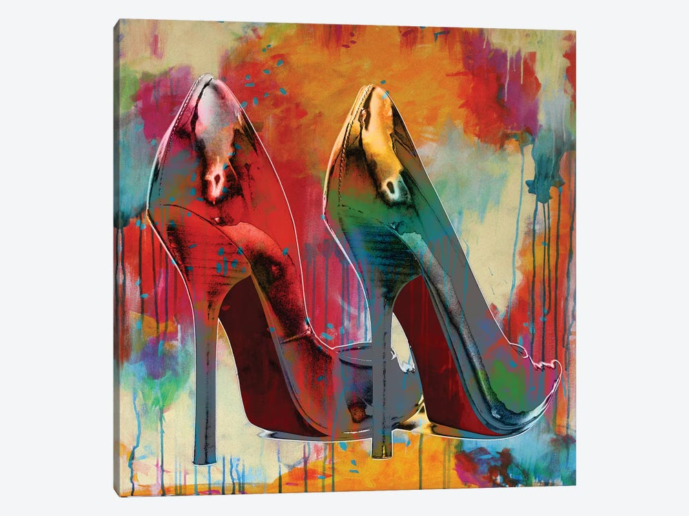 Stillettos I 1-piece Canvas Art