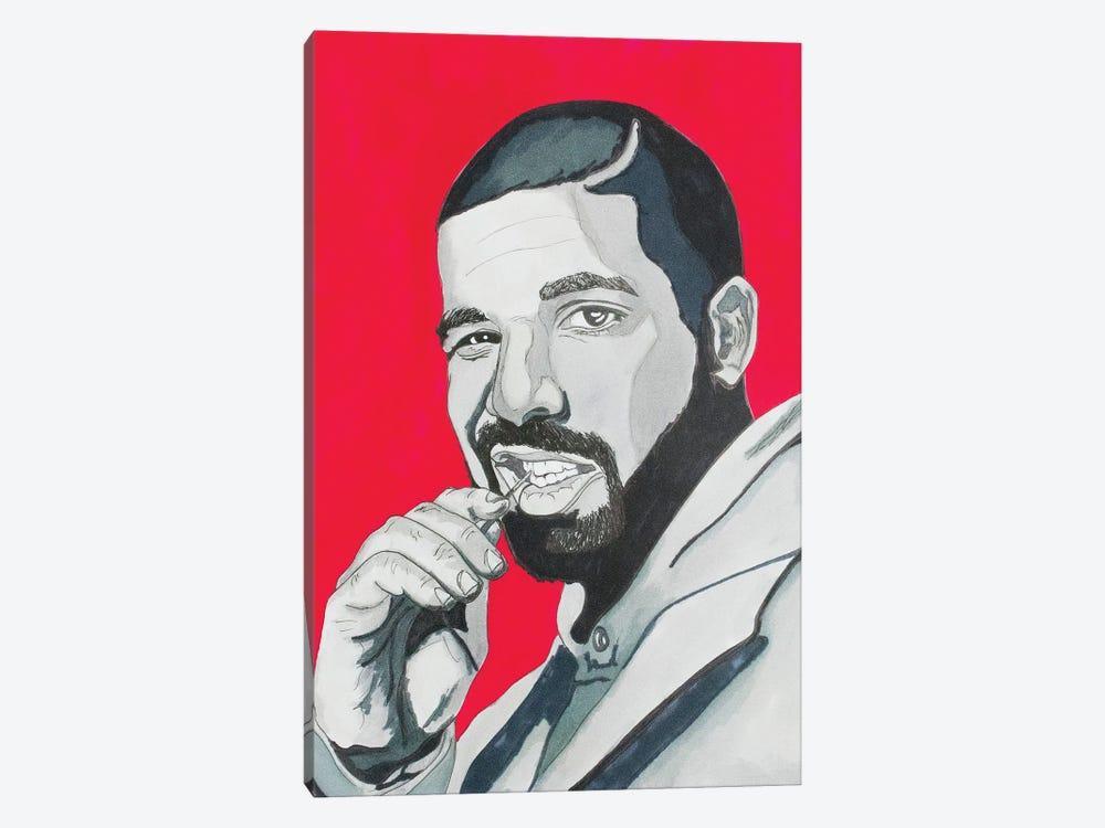 Drake by Sammy Gorin 1-piece Art Print