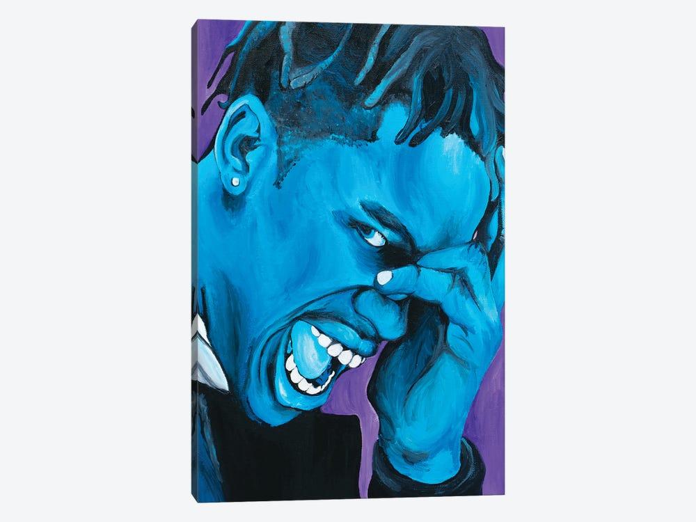 Travis Scott by Sammy Gorin 1-piece Canvas Art Print