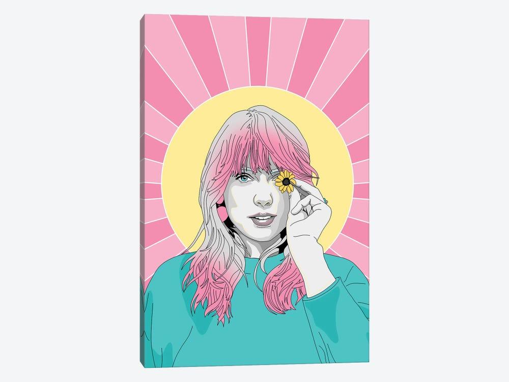 Taylor Swift by Sammy Gorin 1-piece Canvas Print