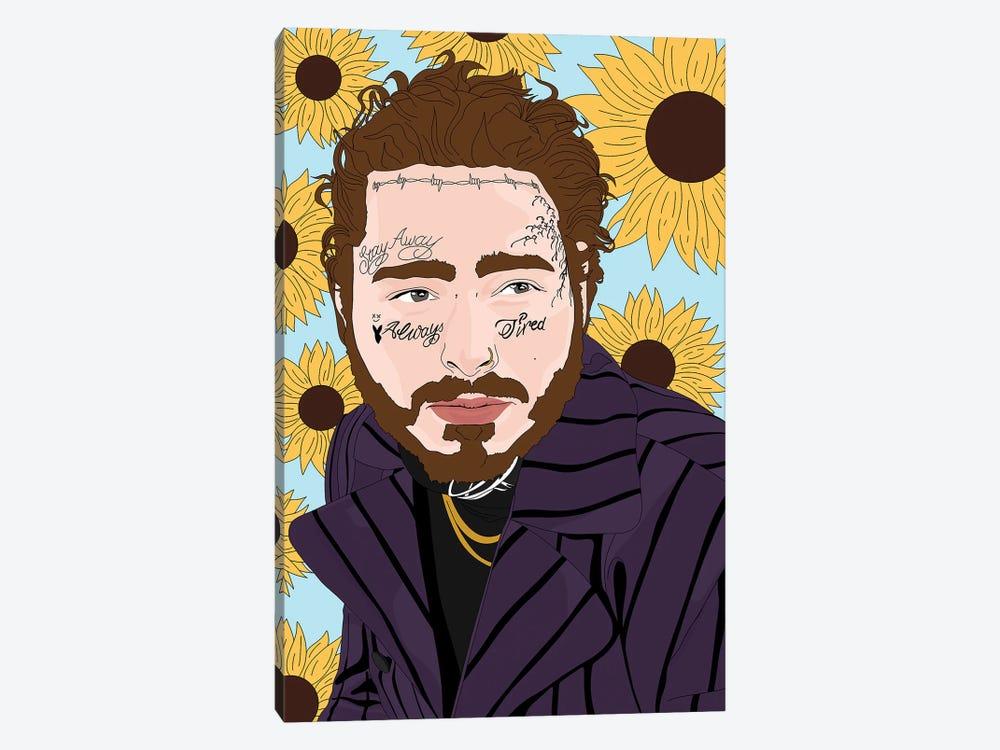 Post Malone by Sammy Gorin 1-piece Canvas Art