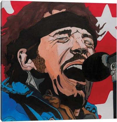 Bruce Springsteen - New Canvas Art Print
