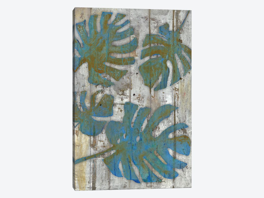 Distressed Palms by Smith Haynes 1-piece Canvas Art