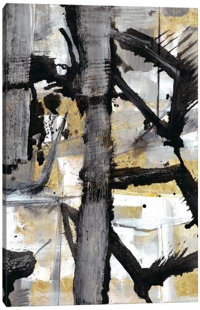 Golden Remembrance Canvas Art Print