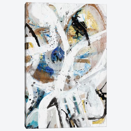 Infinite Coaster I Canvas Print #SMH18} by Smith Haynes Art Print