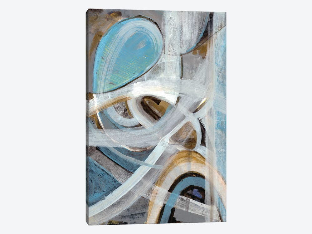 Infinite Coaster II by Smith Haynes 1-piece Canvas Wall Art
