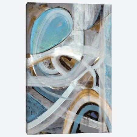 Infinite Coaster II Canvas Print #SMH19} by Smith Haynes Art Print