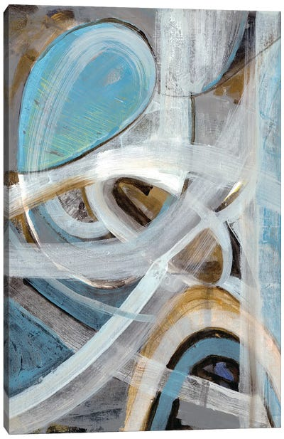 Infinite Coaster II Canvas Art Print