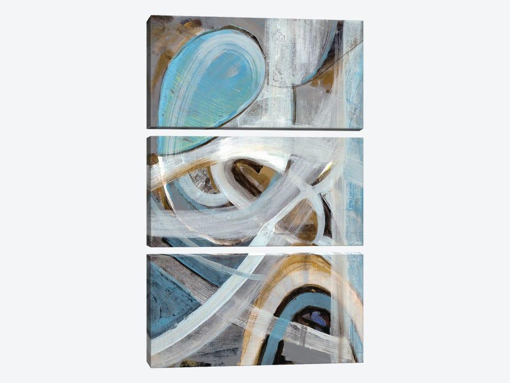 Infinite Coaster II by Smith Haynes 3-piece Canvas Art