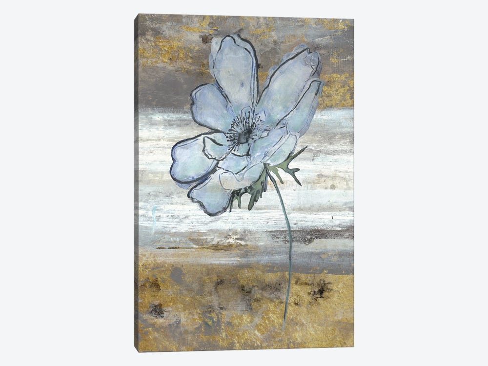 Anemone Fastlane by Smith Haynes 1-piece Canvas Print