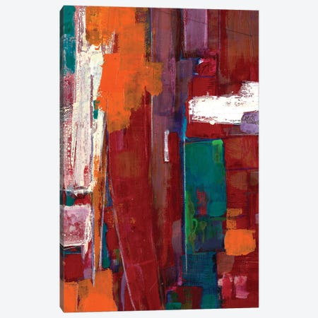 Kindergarten Colorific Canvas Print #SMH20} by Smith Haynes Canvas Art