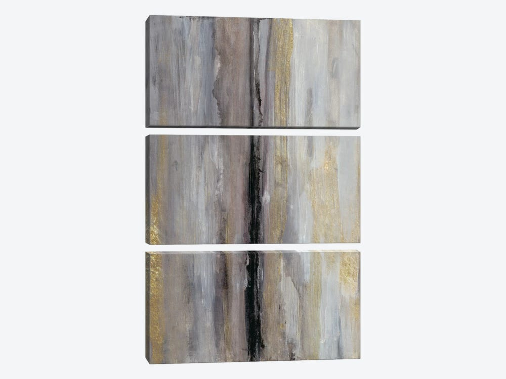 Narrow Hall by Smith Haynes 3-piece Canvas Print