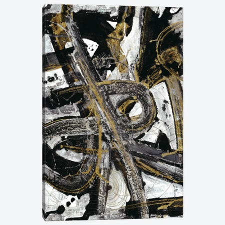 Night Coaster Canvas Print #SMH23} by Smith Haynes Canvas Artwork