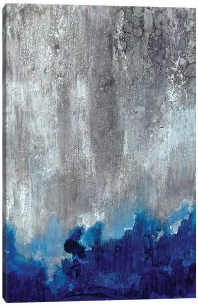 Ocean Waves Canvas Art Print