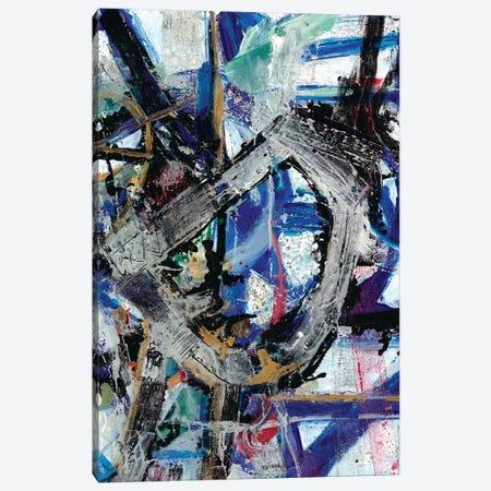 Oceanic Style Canvas Print #SMH25} by Smith Haynes Art Print