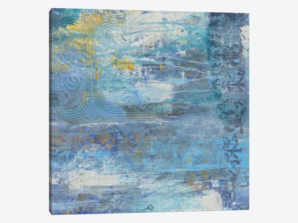 Sapphire Collision II by Smith Haynes 1-piece Canvas Art
