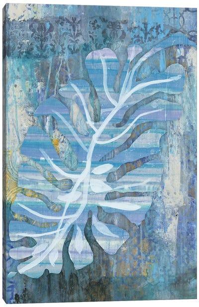 Sapphire Equator Canvas Art Print