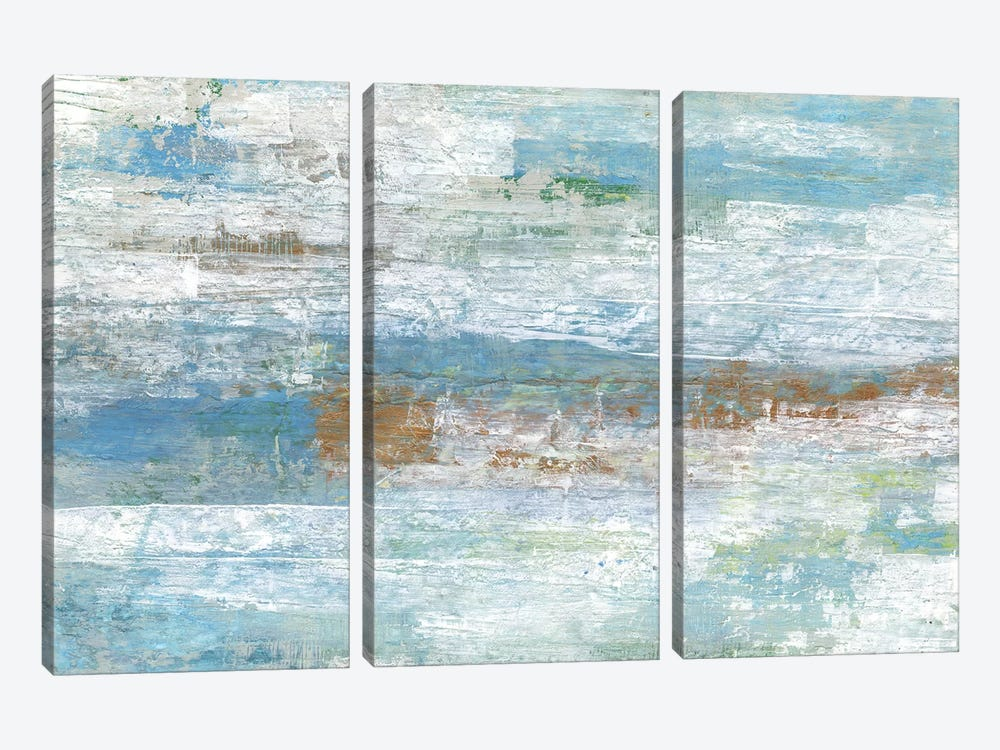 Blue Dreams by Smith Haynes 3-piece Canvas Artwork