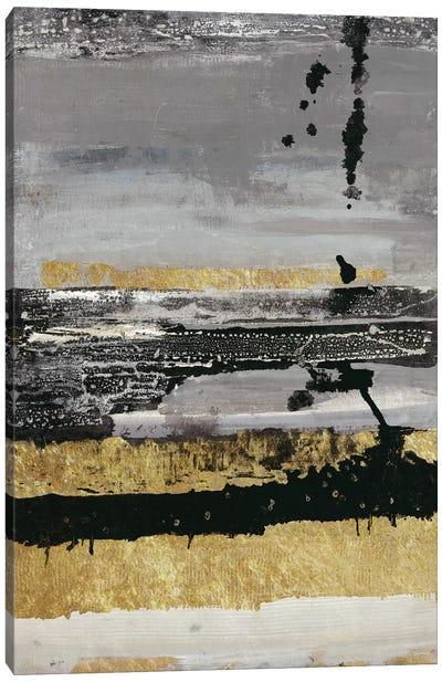 Shadowed Shelter Canvas Art Print