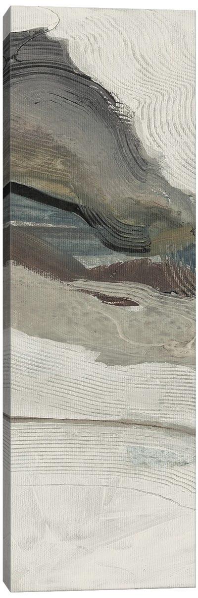 Down Streem Flow I Canvas Art Print
