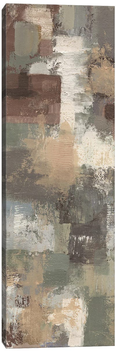 Earthy Stains II Canvas Art Print