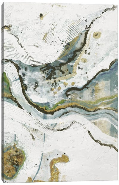 Endless Ripple II Canvas Art Print