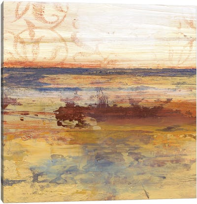 Striking Oasis I Canvas Art Print