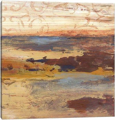 Striking Oasis II Canvas Art Print