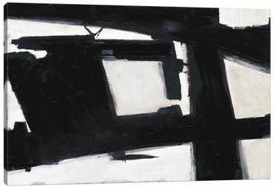 Shadow Streaks I Canvas Art Print