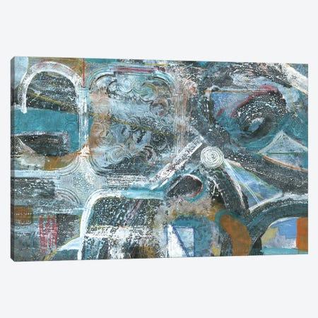 Bronze Highways Canvas Print #SMH7} by Smith Haynes Canvas Wall Art