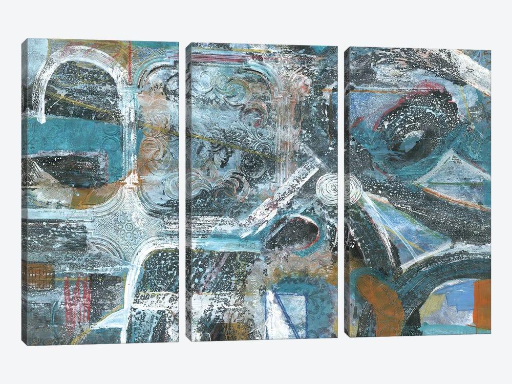 Bronze Highways by Smith Haynes 3-piece Canvas Print