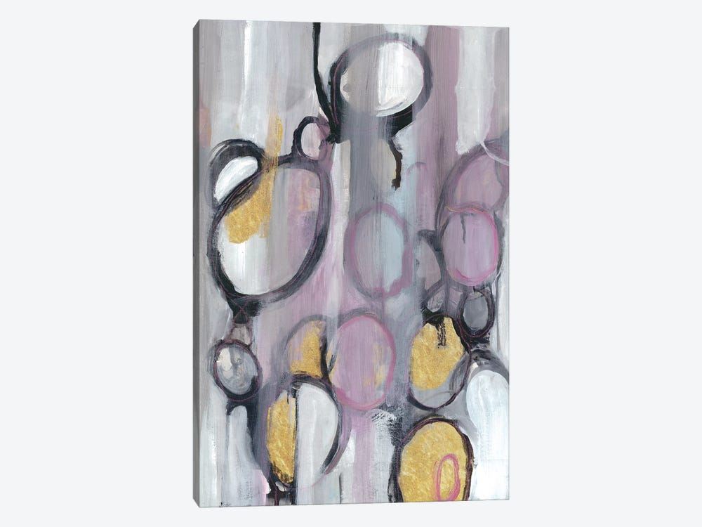 Bubbly Lavender by Smith Haynes 1-piece Canvas Wall Art